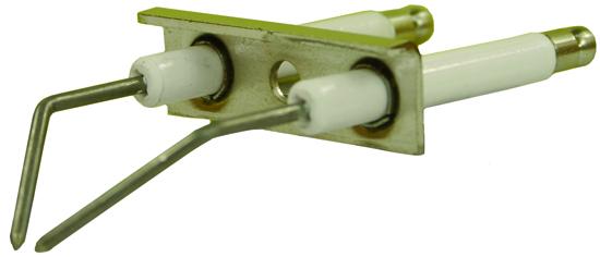 Electrode haute tension jumelée 'LAVORWASH'