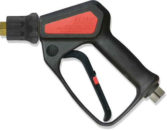 Pistolet professionnel système LTF, Variopress, max. 310 bar