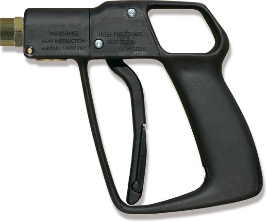 Pistolet max. 210 bar, 30l/mn