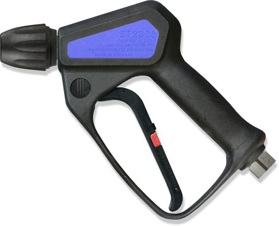 Pistolet professionnel max. 310 bar