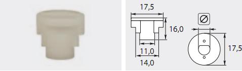 Accoulement pompe à fioul 8mm