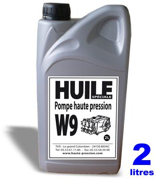 Huile pour pompe haute pression (2 litres)
