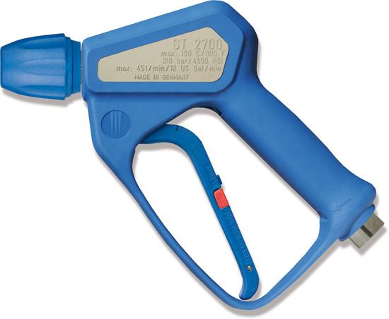 Pistolet professionnel avec système LTF . INOX max. 310 bar, 45l/mn