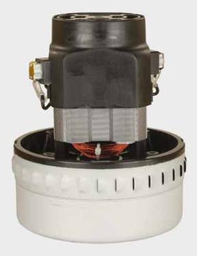 Turbine d'aspiration à 2 étages. 230 V / 50 Hz, 1200 Watts.