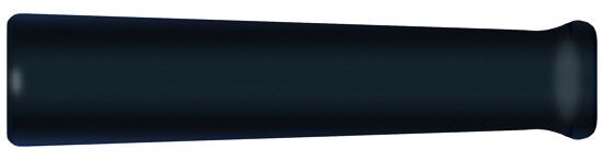 Manchette anti-courbure caoutchouc noir