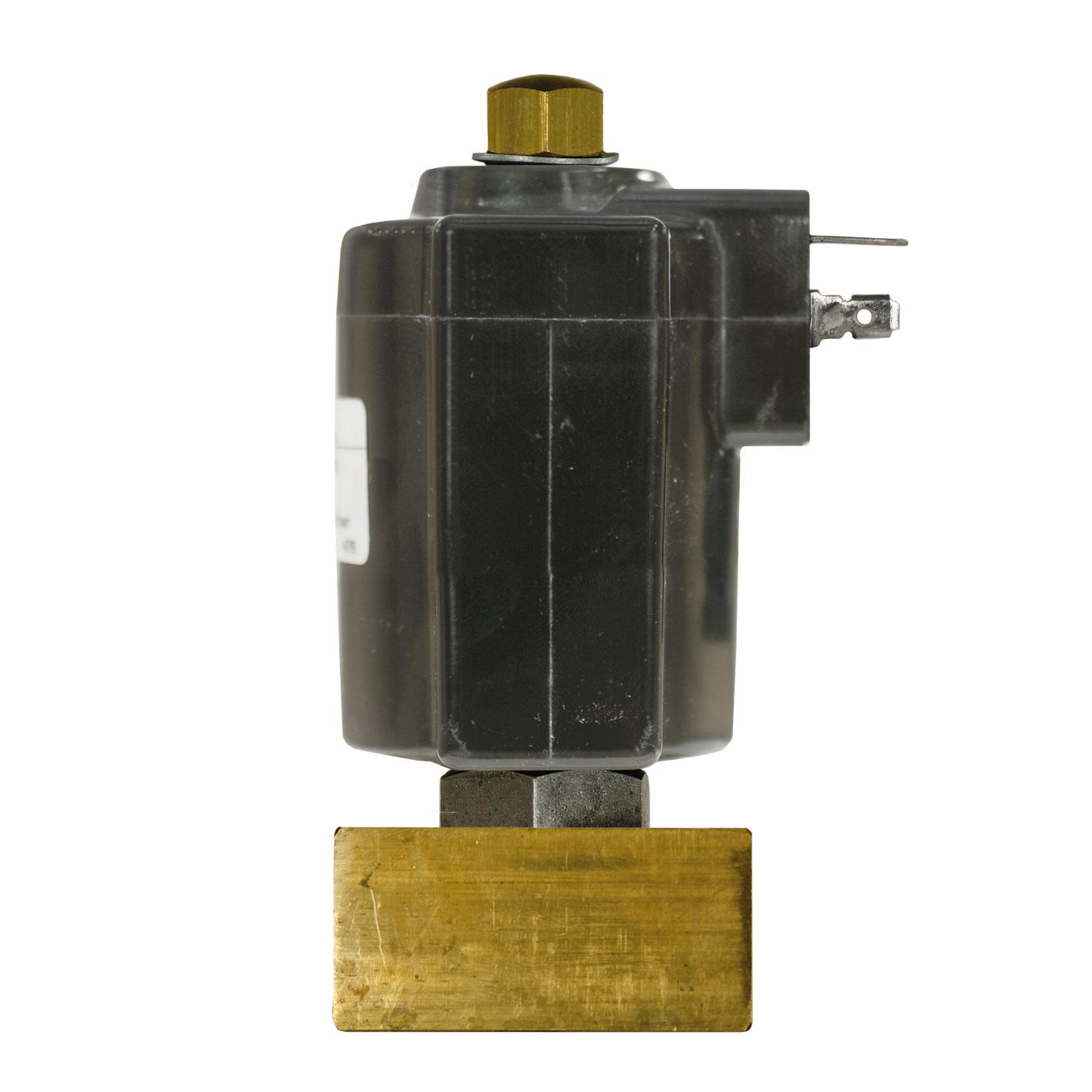 ELECTROVANNE HP 1/4F 24V CONTINU 180 BAR 90 DEG/C