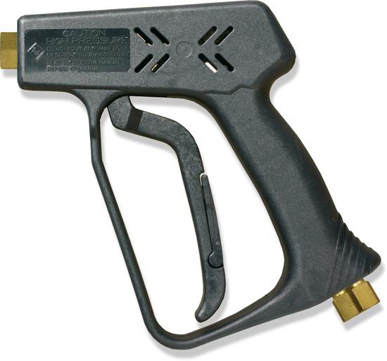 Pistolet professionnel max. 300 bar - Rotatif
