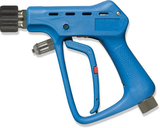 Pistolet professionnel avec retard à la fermeture de gachette destiné à la pulvérisation mousse. INO