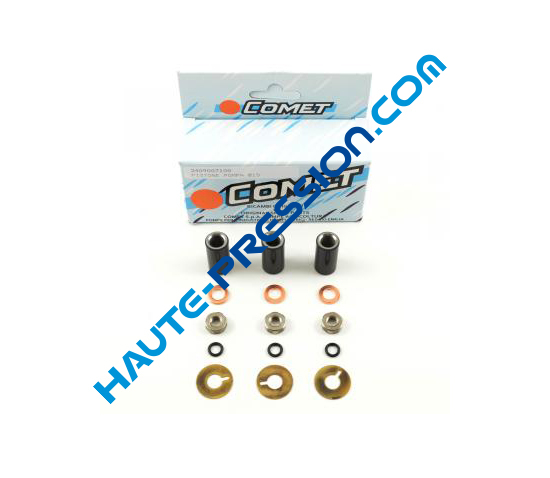 Kit piston complet pour pompe haute pression