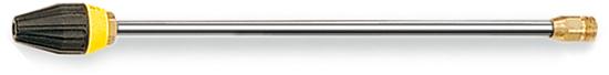 Rotabuse Kranzle, avec tube acier inoxydable 600 mm.