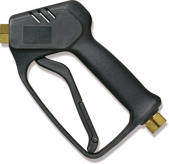 Pistolet professionnel max. 210 bar, 25l/mn Rotatif