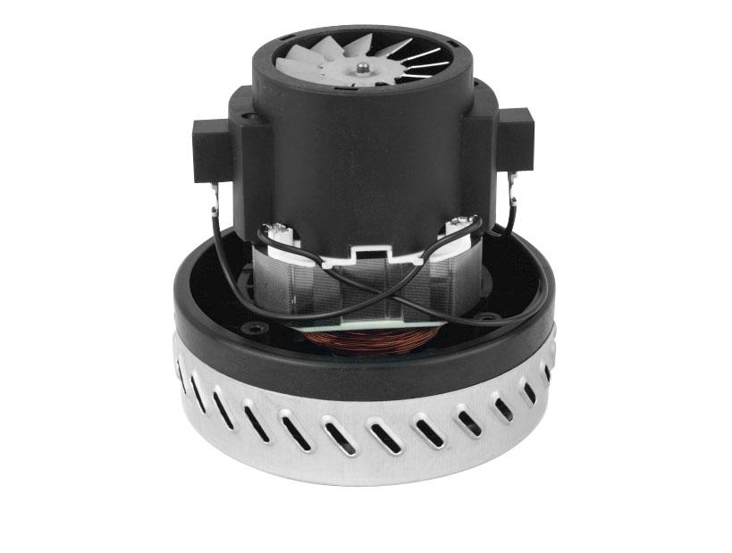 Turbine d'aspirateur à 1 étage. 230 V / 50 Hz, avec câbles préinstallés
