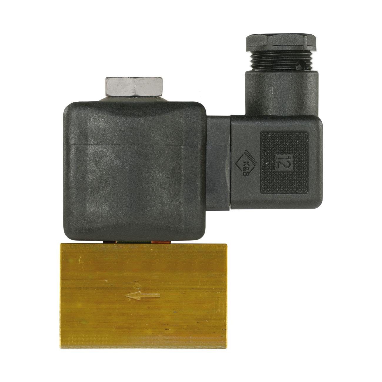 ELECTROVANNE RAPA 1/4 24V SV04 R 1.5