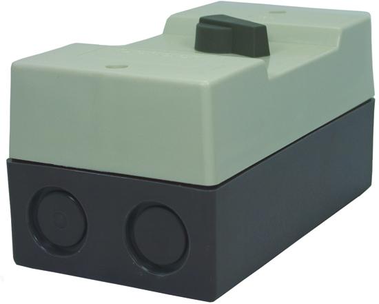 Coffret pour disjoncteurs type OKN Coffret en PCV