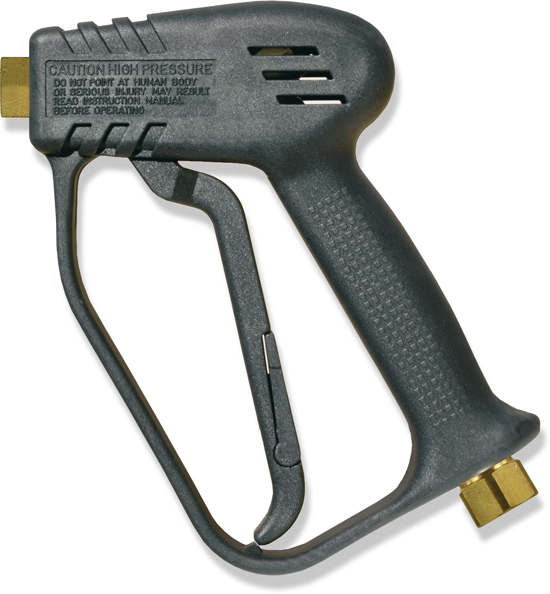 Pistolet professionnel max. 225 bar