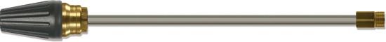 Rotabuse céramique avec lance 430mm, 200-400 bar