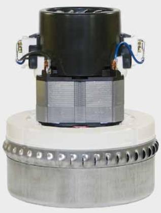 Turbine d'aspiration DOMEL, Type : 586-2