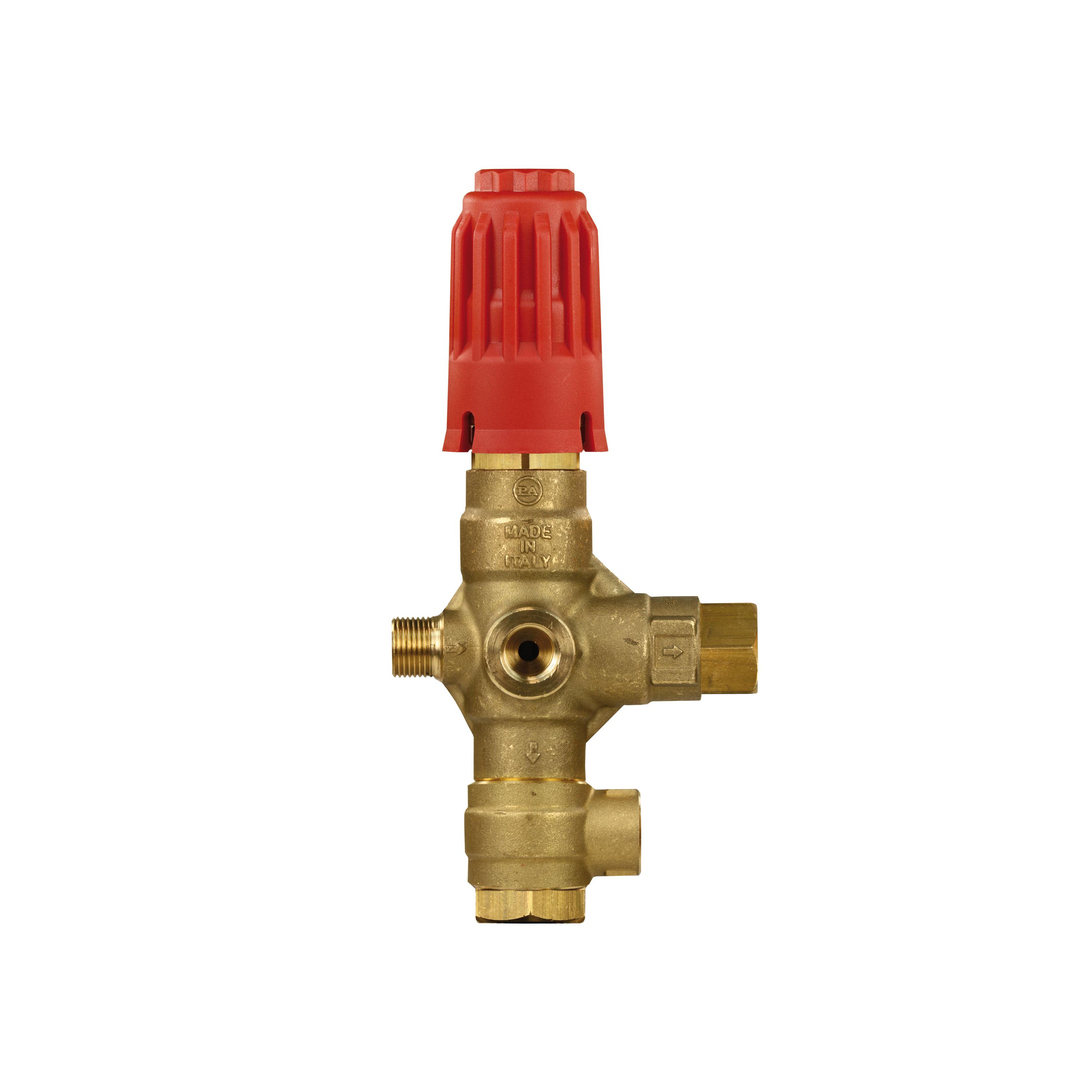 vanne 3 voies  by-pass automatique pour pompe haute pression
